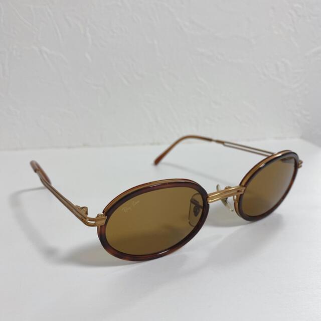 Ray-Ban(レイバン)のイタリア製★レイバン★RayBan★サングラス★茶色 メンズのファッション小物(サングラス/メガネ)の商品写真