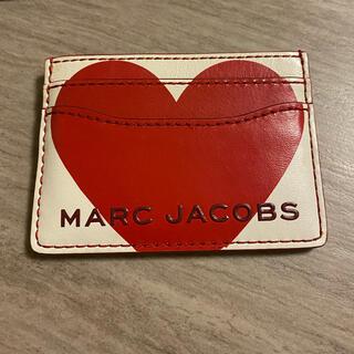 マークジェイコブス(MARC JACOBS)のマークジェイコブス カードケース(名刺入れ/定期入れ)