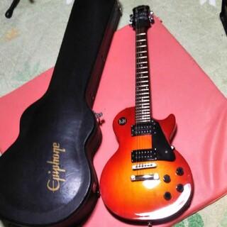 エピフォン(Epiphone)のEpiphoneハードケース付き Epiphoneレスポールスタジオ(エレキギター)