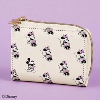Disney - スウィート 2月号 ミニウォレット sweet 付録 開運ミニウォレット ミニー