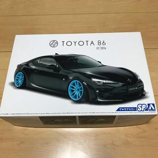 AOSHIMA - AOSHIMA 1/24 TOYOTA 86 GT2016 プラモデル