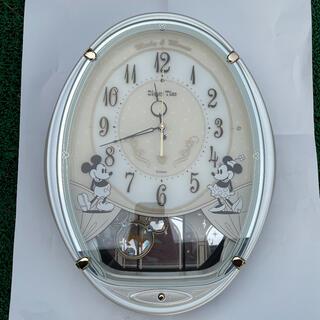 ディズニー(Disney)のディズニー壁掛け時計(掛時計/柱時計)