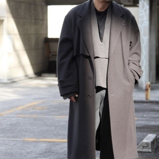 SUNSEA - *お値下げ*【stein】18aw Laychester Coat