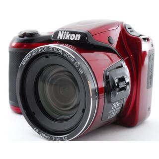 ニコン(Nikon)の☆Wi-Fiでスマホと繋がる♪広角〜超望遠OK‼☆ Nikon ニコン L820(コンパクトデジタルカメラ)