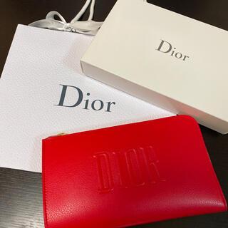 Dior - ディオールノベルティ ディオールポーチ