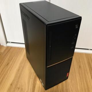レノボ(Lenovo)の#わったん様 Lenovo デスクトップPC (Core i7 7700) 美品(デスクトップ型PC)