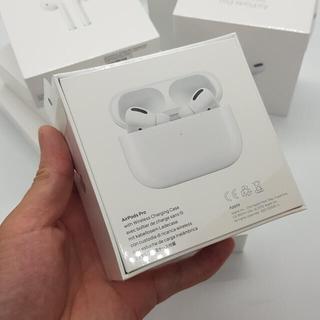 アップル(Apple)の新品未開封 apple 純正品 air pods pro(ヘッドフォン/イヤフォン)