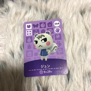 Nintendo Switch - どうぶつの森 amiibo ジュン