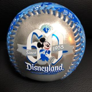 ディズニー(Disney)のカリフォルニア ディズニーランド 60周年記念ボール(ノベルティグッズ)