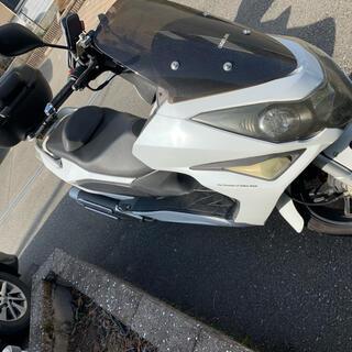 DAELIM スクーター 125cc(車体)