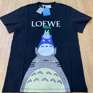 LOEWE - ロエベ トトロ Tシャツ 限定