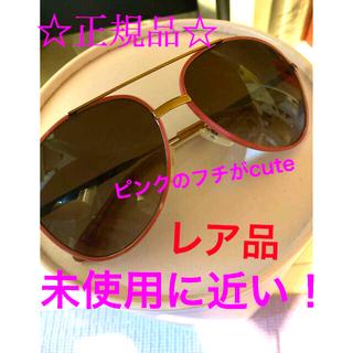 マークバイマークジェイコブス(MARC BY MARC JACOBS)の☆正規品☆Marc Jacobsサングラス レア品(サングラス/メガネ)