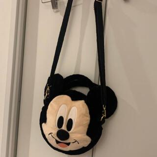ディズニー(Disney)の日本未発売❣️新品♡上海ディズニーランド購入 ミッキーフェイス2wayバッグ(ハンドバッグ)