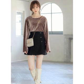 GRL - 【ほぼ新品】《値引きOK》黒スカート/ GRL¥1,499購入