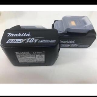 マキタ(Makita)の新品 マキタ 純正バッテリー 18V BL1860B 18V 6.0Ah(工具/メンテナンス)