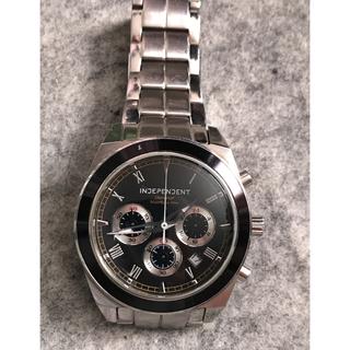 CITIZEN - 【電池新品】シチズン indipendent クロノグラフ 腕時計 即購入OK