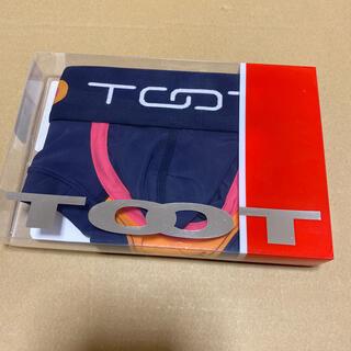 TOOT - TOOT テクノPOPボクサーパンツ Mサイズ ネイビー 新品未試着