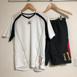 MIZUNO - ミズノ  プラクティスシャツ パンツ