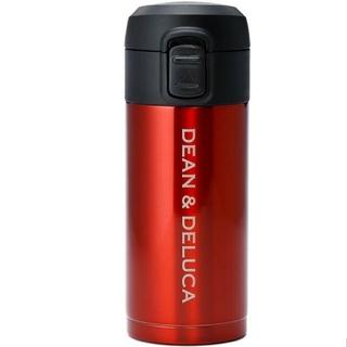 DEAN & DELUCA - ディーンアンドデルーカ ホリデー限定 レッド スリムボトル 1本 限定  ボトル