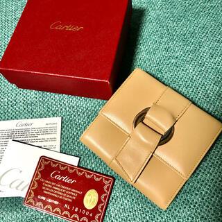 カルティエ(Cartier)の【美品】Cartierお財布(折り財布)