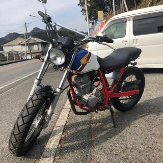 ホンダ(ホンダ)のホンダFTR223 MC24(車体)
