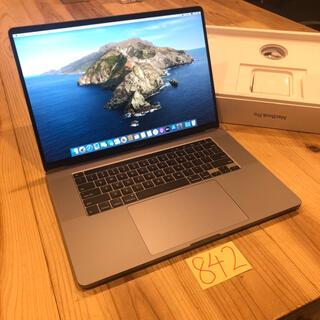 Mac (Apple) - 美品MacBook pro 16インチ 2019 i9 32GB SSD1 TB