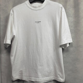 20ss Acne studios ロゴ Tシャツ