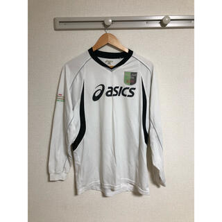 アシックス(asics)のサッカー プラクティスシャツ L(ウェア)