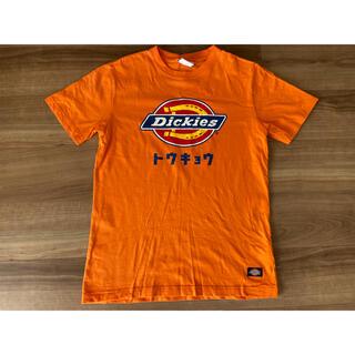 ディッキーズ(Dickies)のDickies Tシャツ ディッキーズ  オレンジ(Tシャツ/カットソー(半袖/袖なし))