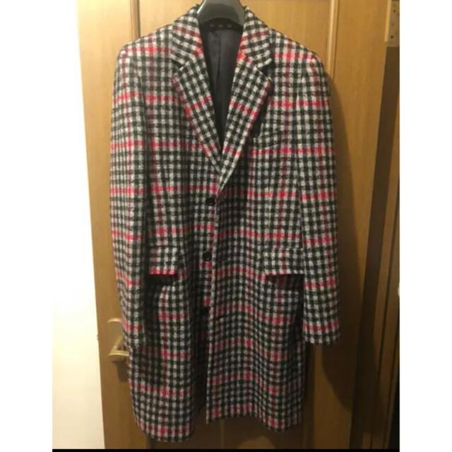 Paul Smith(ポールスミス)のpaulsmith 19aw チェスターコート メンズのジャケット/アウター(チェスターコート)の商品写真