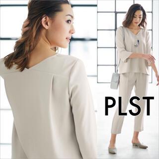 プラステ(PLST)のPLST ブラウス プルオーバー*セオリー  ナチュラルビューティーベーシック(シャツ/ブラウス(長袖/七分))