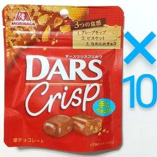 森永製菓 - ダースクリスプ ミルク 12袋セット
