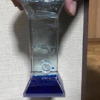 液体時計(置時計)