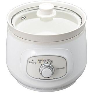 アイリスオーヤマ(アイリスオーヤマ)の♪アイリスオーヤマスロークッカー電気鍋調理器(調理機器)