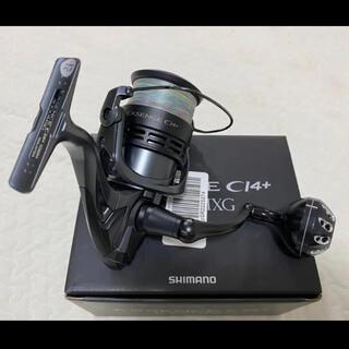 SHIMANO - 18エクスセンス ci4+ 4000MXG 美品