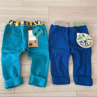 しまむら - 新品♡90サイズ♡2点セット♡パンツ ズボン