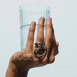 163.round trip ring【silver】