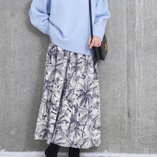 Chesty - リーフジャガードスカート