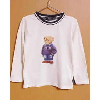 ポロラルフローレン(POLO RALPH LAUREN)の♡PORO ベア 長袖トップス★新品‼️120cm(Tシャツ/カットソー)