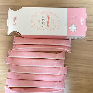 ピンクゼリー 個別包装されています