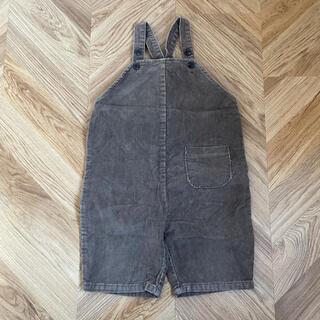ザラキッズ(ZARA KIDS)の韓国子供服 / コーデュロイオーバーオール(パンツ)