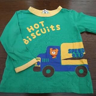 ホットビスケッツ(HOT BISCUITS)のホットビスケッツ♡ロンT 100(Tシャツ/カットソー)