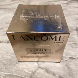 LANCOME - ランコム♡ホワイトオーラ 美白クリーム 新品未開封!
