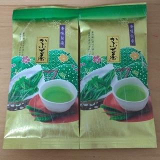 【大和茶】特上かぶせ茶100g×2袋  緑茶/高級煎茶(茶)