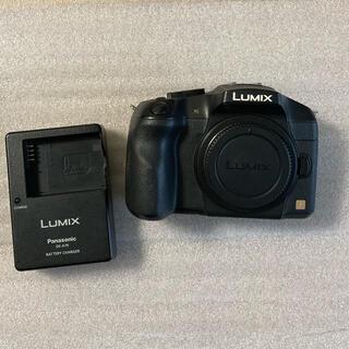 パナソニック(Panasonic)の1/17まで ミラーレス一眼 Panasonic G6ボディ デジタルカメラ(ミラーレス一眼)