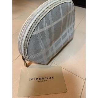 BURBERRY - Burberry  ポーチ 【未使用品】