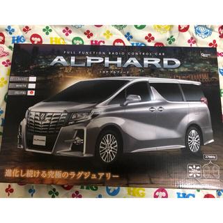 トヨタ - 新品未開封 トヨタ 新型アルファード  ヴェルファイア ラジコン