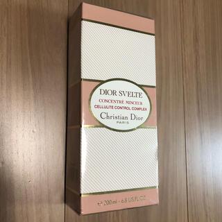 ディオール(Dior)のDIOR   SVELTE(ボディローション/ミルク)