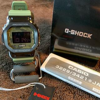 G-SHOCK - 新品未使用 G-SHOCK GM-5600B-3JF