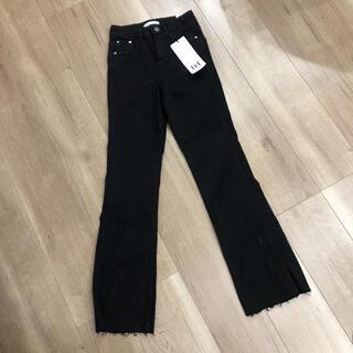 ZARA - ZARA ブラック パンツ 未使用 タグ付き ズボン